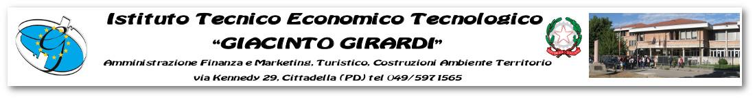 """I.T.E.T. """"GIACINTO GIRARDI"""""""